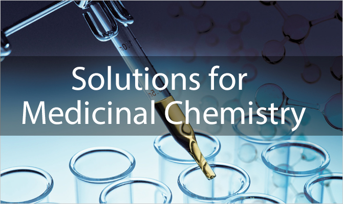 Solutions for Medicinal Chemistry