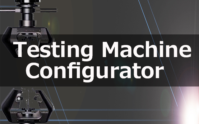 Create your own testing system configuratio